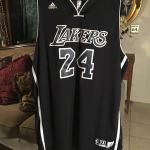 LOS ANGELES LAKERS #24 Bryant Jersey XXL